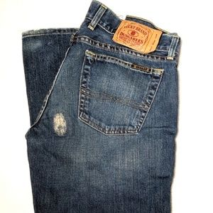LUCKY BRAND | Dungarees Distressed Jeans